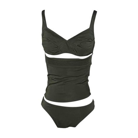 maillot de bain deux pi ces la perla 42 l xl t4 vert 6106675. Black Bedroom Furniture Sets. Home Design Ideas