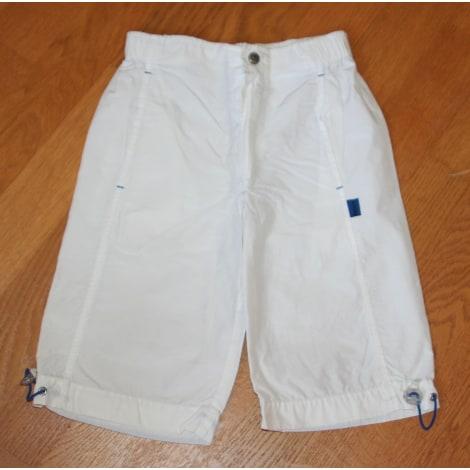 Bermuda DKNY Blanc, blanc cassé, écru