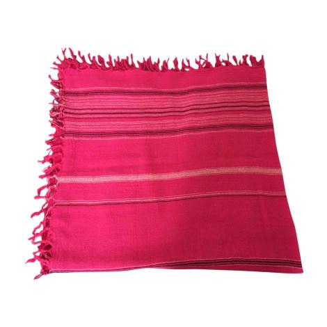 stola isabel marant etoile rosa 6209207. Black Bedroom Furniture Sets. Home Design Ideas