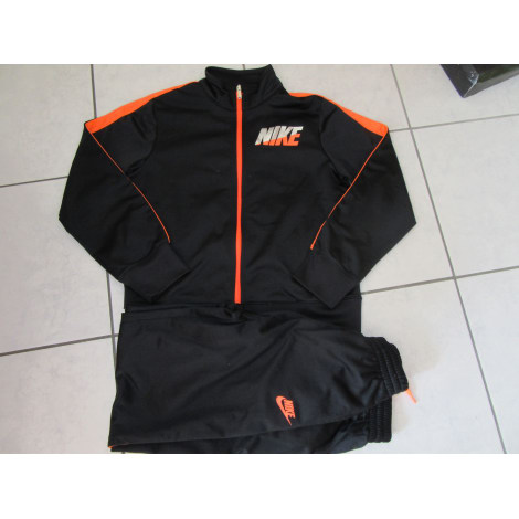 Ensemble jogging NIKE Noir