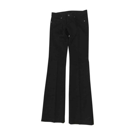 Boot-Cut Jeans GUCCI Schwarz