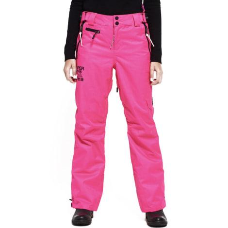 Da Etichetta T3 40 Sci Fluo Rose l Pantalone Senza Superdry Nuovo vwdqZnSvg