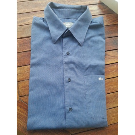 Neuf Lacoste 4344 Par Chemise Vendu Sans xl Top Bleu Étiquette ISHwqgwn