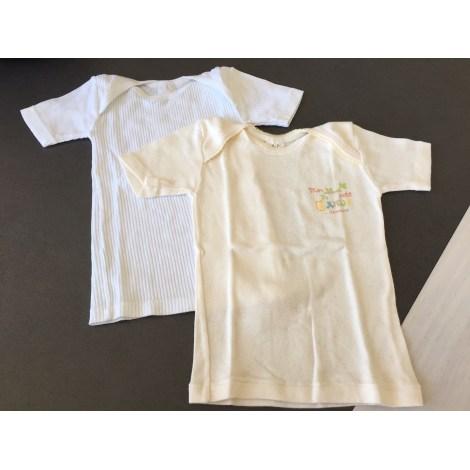 Top, Tee-shirt ABSORBA Blanc, blanc cassé, écru