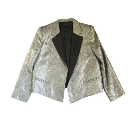 Blazer, veste tailleur BEL AIR Argenté, acier
