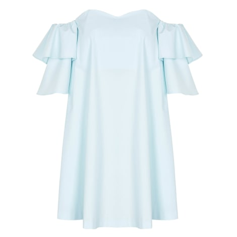 Corset Dress CLAUDIE PIERLOT Blue, navy, turquoise