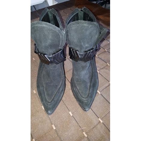 Bottines & low boots à talons PINKO Noir