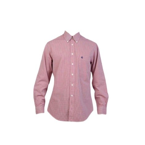 Shirt BROOKS BROTHERS Red, burgundy