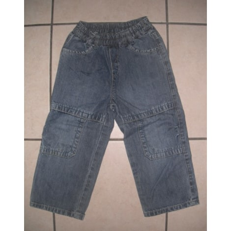 Jeans évasé, boot-cut KIDKANAI Bleu, bleu marine, bleu turquoise