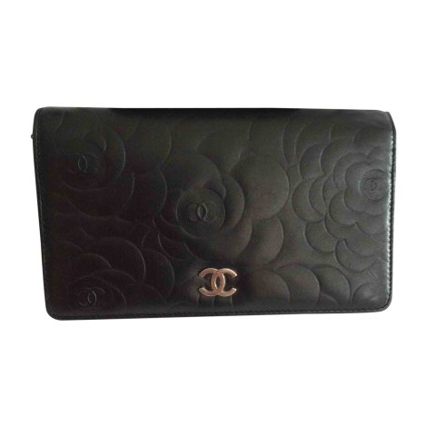 Wallet CHANEL Black