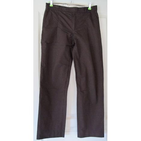 Pantalon droit CACHAREL Noir