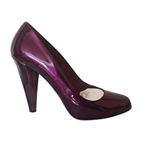 Pumps, Heels MIU MIU Purple, mauve, lavender