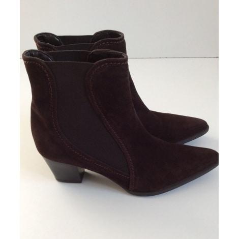 plus récent eea1c a4f87 Bottines & low boots à talons