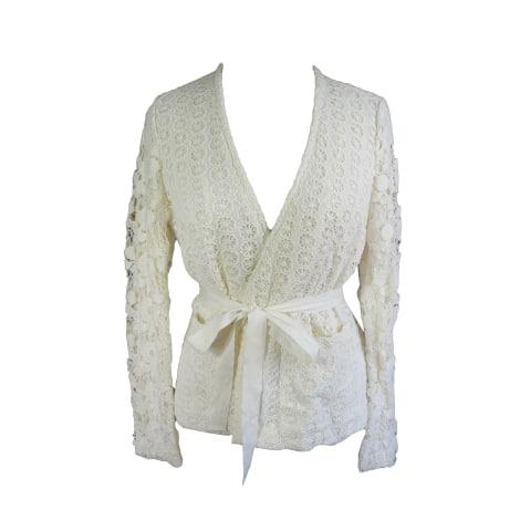 Veste MANOUSH Blanc, blanc cassé, écru