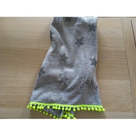 Scarf IKKS Gray, charcoal