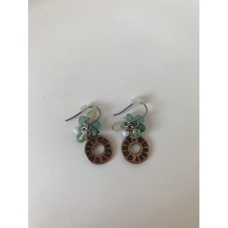 Boucles d'oreille GUESS Bleu, bleu marine, bleu turquoise