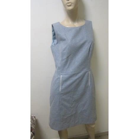 Tailleur jupe ALAIN MANOUKIAN Bleu, bleu marine, bleu turquoise
