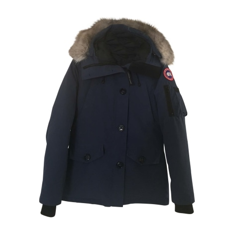 Parka CANADA GOOSE Blue, navy, turquoise