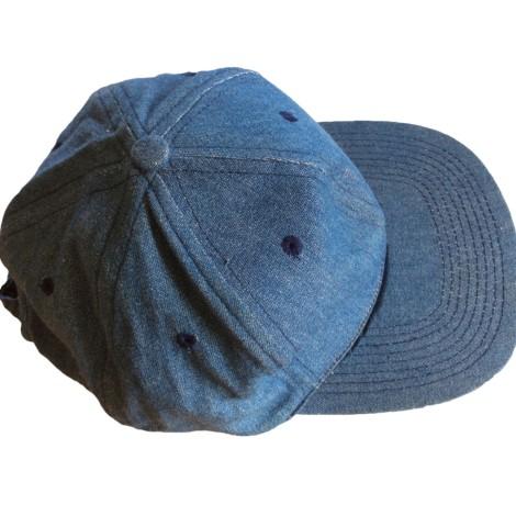Casquette AUTRE TON Bleu, bleu marine, bleu turquoise