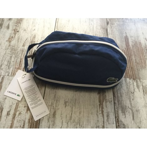 Satchel LACOSTE Blue, navy, turquoise