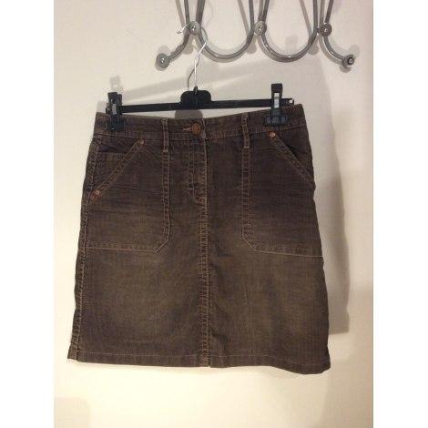 08a6b4b2a3 Mini Skirt ESPRIT 38 (M, T2) brown - 7035527