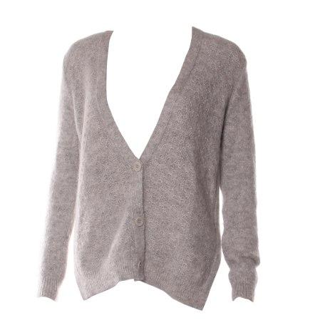 Gilet cardigan comptoir des cotonniers 34 xs t0 gris vendu par modalist 7037469 - Cardigan comptoir des cotonniers ...