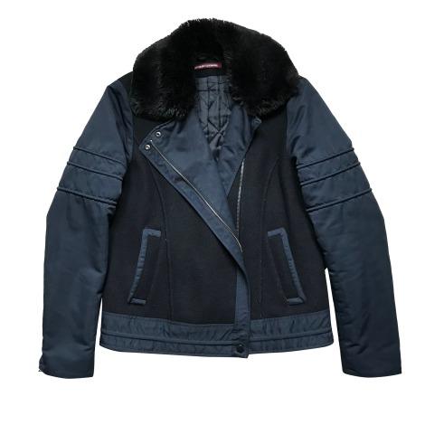Zipped Jacket COMPTOIR DES COTONNIERS Blue, navy, turquoise