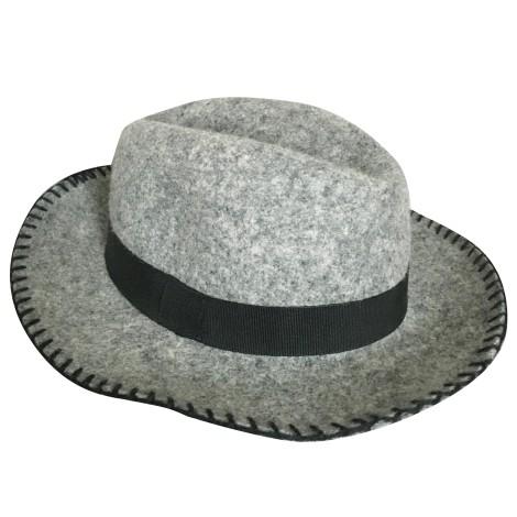 Chapeau BA&SH Gris, anthracite