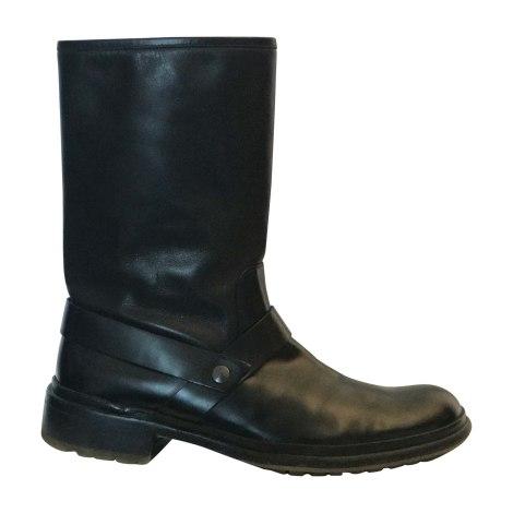 Boots EMPORIO ARMANI Black