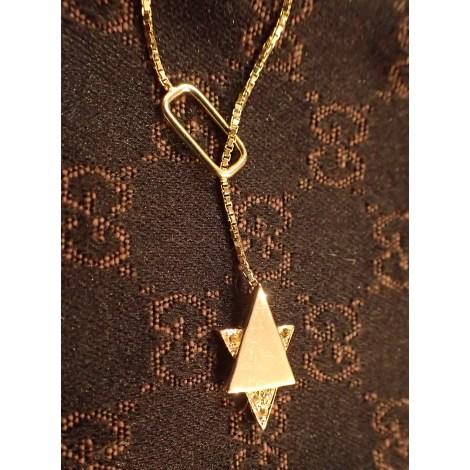 Collier GUCCI Gold, Bronze, Kupfer