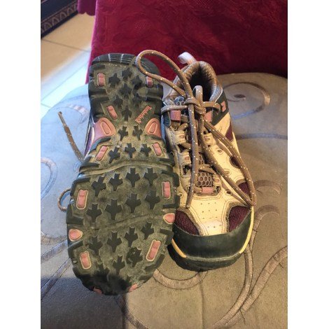 Chaussures de sport COLUMBIA Gris, anthracite