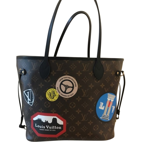 Borsetta in pelle LOUIS VUITTON Multicolore