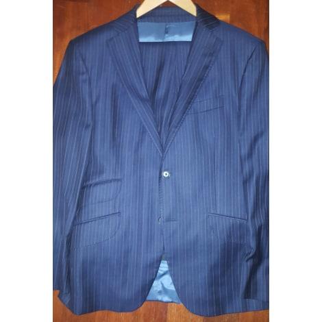 Costume complet HACKETT Bleu, bleu marine, bleu turquoise