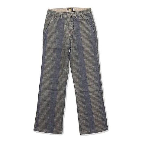 Jeans droit NEW MAN Bleu, bleu marine, bleu turquoise