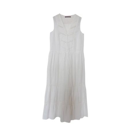 Robe longue comptoir des cotonniers 38 m t2 blanc vendu - Robe longue comptoir des cotonniers ...