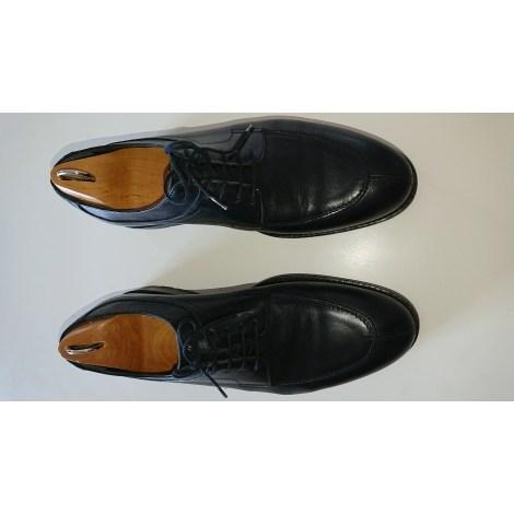 Chaussures à lacets CHRISTIAN PELLET Noir