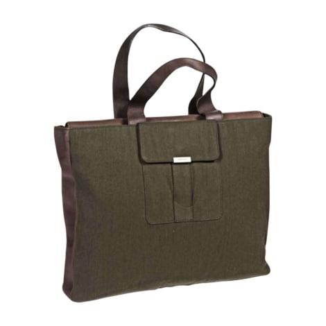 5c74c8923ef6 Non-Leather Handbag YVES SAINT LAURENT khaki - 7254319