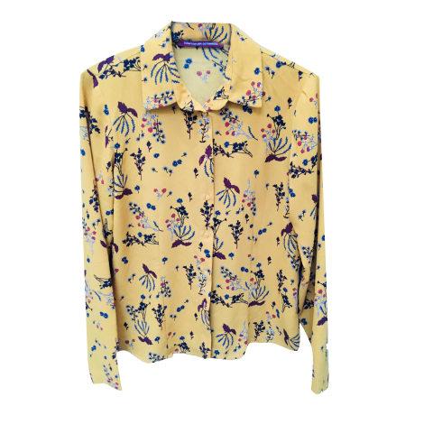 Shirt COMPTOIR DES COTONNIERS Yellow