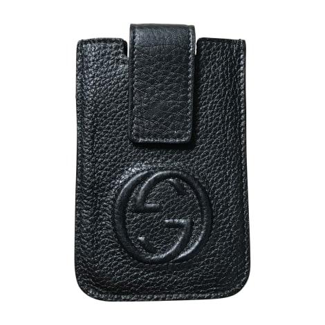 iPhone-Tasche GUCCI Schwarz