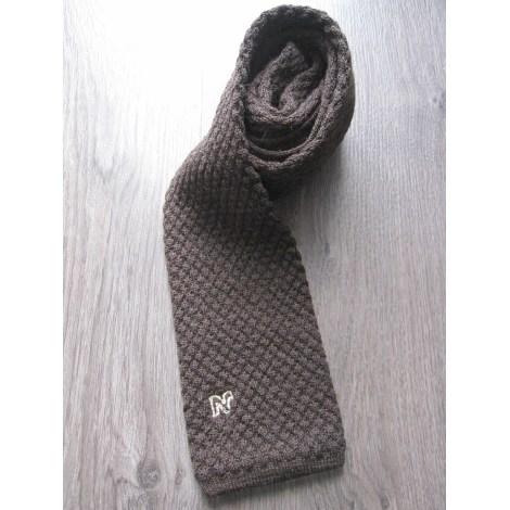 Cravate NINA RICCI Marron