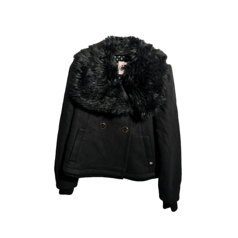 Coat JUICY COUTURE Black