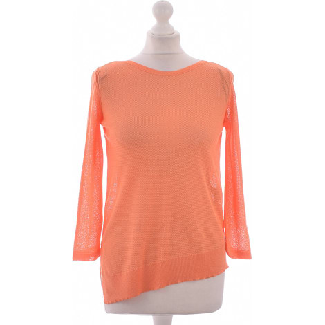 Top, tee-shirt MASSIMO DUTTI Orange