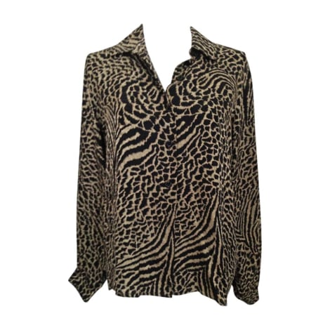 chemise yves saint laurent 38 m t2 imprim s animaliers. Black Bedroom Furniture Sets. Home Design Ideas