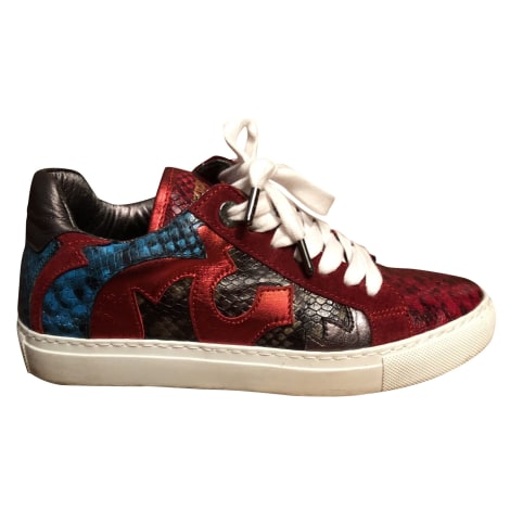 Sneakers ZADIG & VOLTAIRE Animal prints