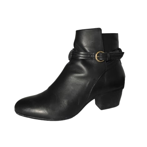 High Heel Ankle Boots SÉZANE Black