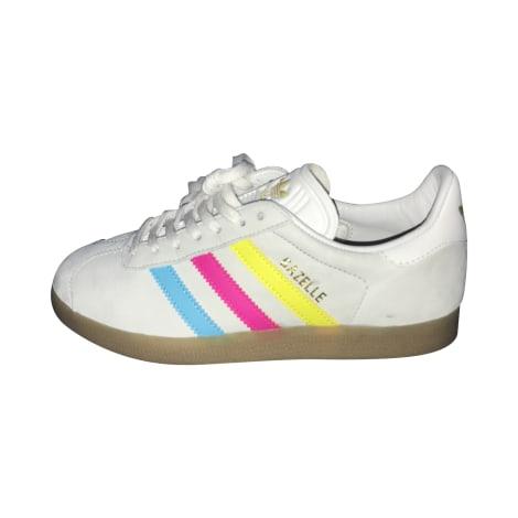 Sneakers ADIDAS White, off-white, ecru