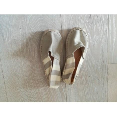 Mocassini MARQUE INCONNUE Bianco, bianco sporco, ecru