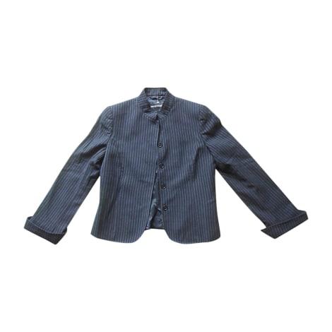 c6ef3072c7 Tailleur pantaloni EMPORIO ARMANI 40 (L, T3) nero - 7456726