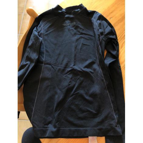 09cf08ebab57e Haut de survêtement KIPSTA 34 (XS, T0) noir - 7468742
