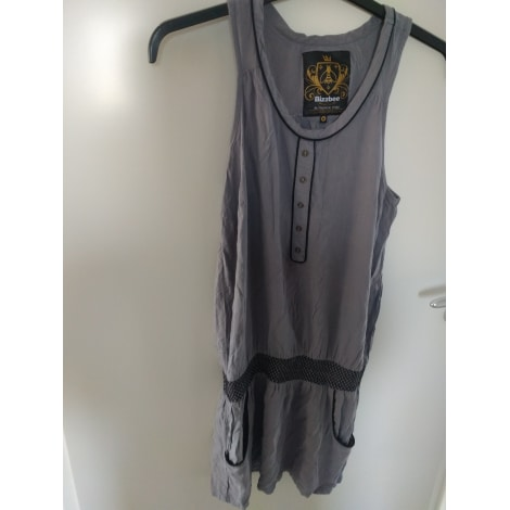 Robe tunique BIZZBEE Gris, anthracite